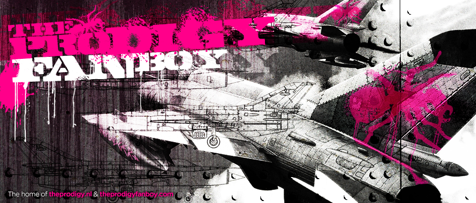 The Prodigy Fanboy Banner created by cosmicbadger.